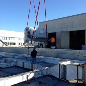 Chiller Replacement Project in Vallejo